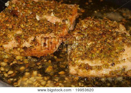 Chicken Pistachio
