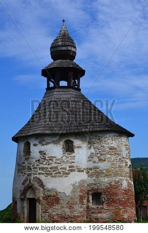 Rotonda Church- the oldest church from Romania built in XI century