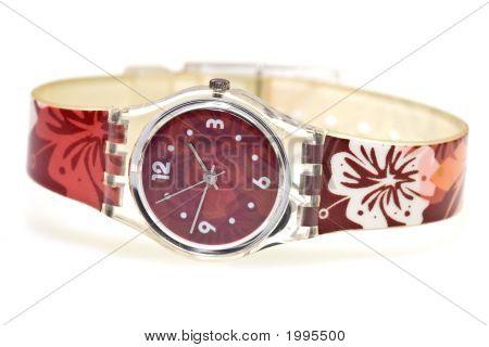 Stylish Wristlet Watch