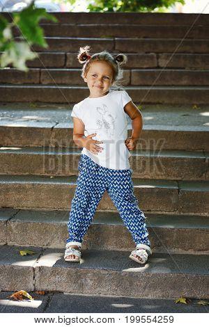 Fashion Toddler Girl