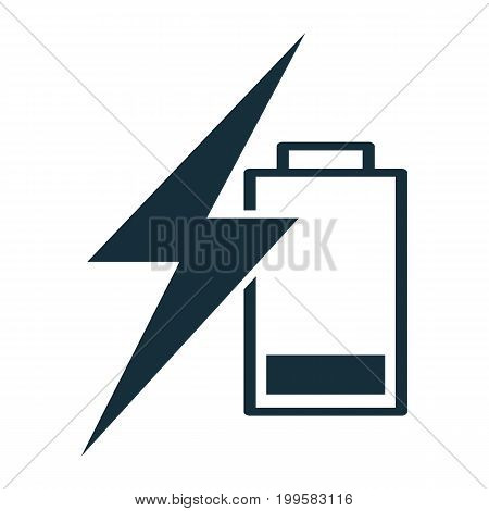 Battery Charging Big Icon