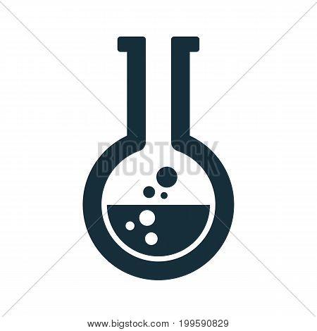 Laboratory Chemical Beaker Icon