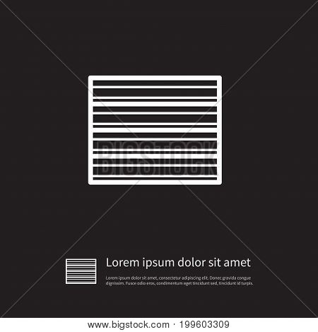Cement Vector Element Can Be Used For Brick, Masonry, Cement Design Concept.  Isolated Masonry Icon.