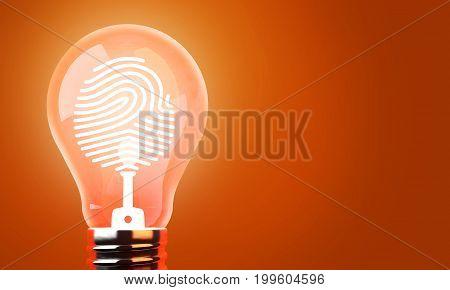 Bulb Lights, Copyright Identification Of Creative Idea