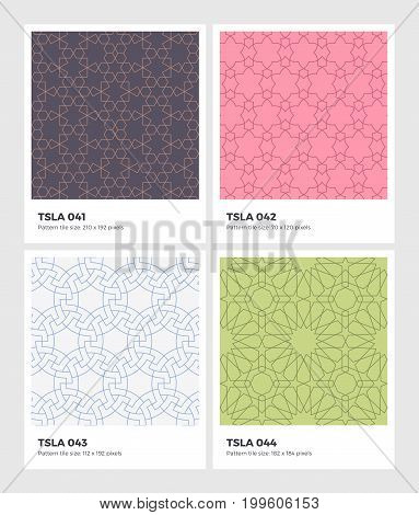 Tessellation-seamless-pattern-geometry-background-vector-texture-11