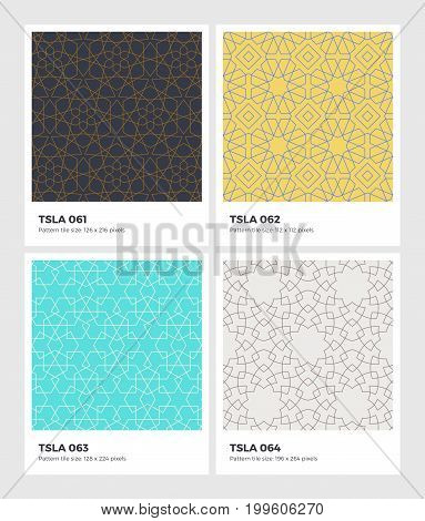 Tessellation-seamless-pattern-geometry-background-vector-texture-16