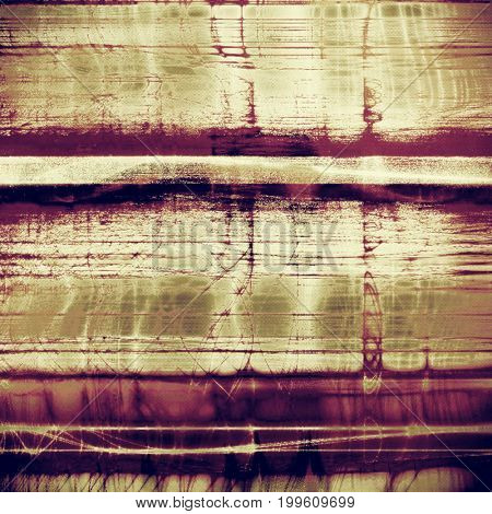 Grunge background for your design, aged shabby texture with different color patterns