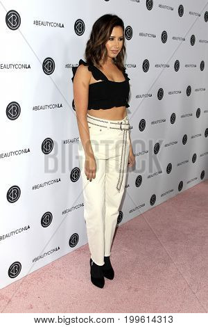 LOS ANGELES - AUG 12:  Ashley Tisdale at the 5th Annual Beautycon Festival Los Angeles at the Los Angeles Convention Center on August 12, 2017 in Los Angeles, CA