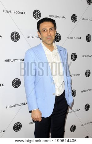 LOS ANGELES - AUG 12:  Dr. Simon Ourian at the 5th Annual Beautycon Festival Los Angeles at the Los Angeles Convention Center on August 12, 2017 in Los Angeles, CA