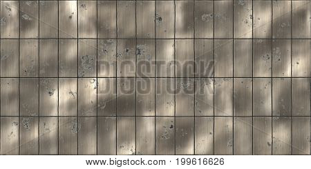Seamless Rusty Cooper Metal Tile Plate Texture