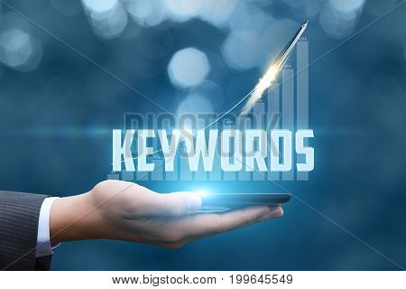Keywords In The Mobile Computer .