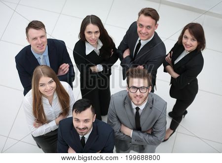 portrait of a professional business team