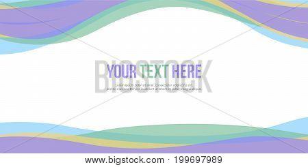 Abstract background header website design vector illustration