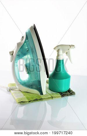 An image of a iron - ironing, homework