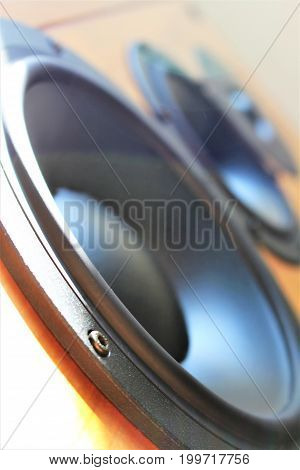 An image of audio sound speaker - music