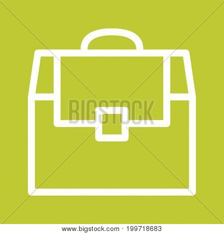 Tool, box, container icon vector image. Can also be used for Hand Tools. Suitable for use on web apps, mobile apps and print media.