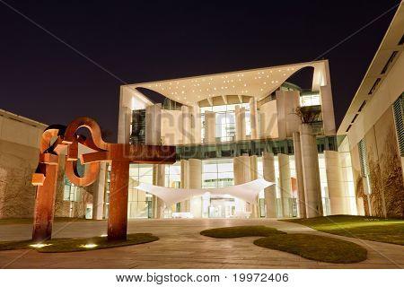 Bundeskanzleramt / Kanzleramt / Chancellery In Berlin, Germany