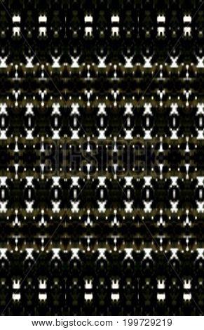 Batik architecture. The fate design of batik