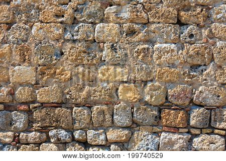 Old Wall (background)