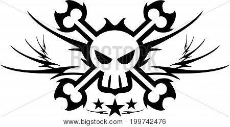 Skull And Crossbones 3
