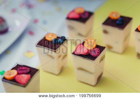 Wedding Cupcakes At Candy Bar