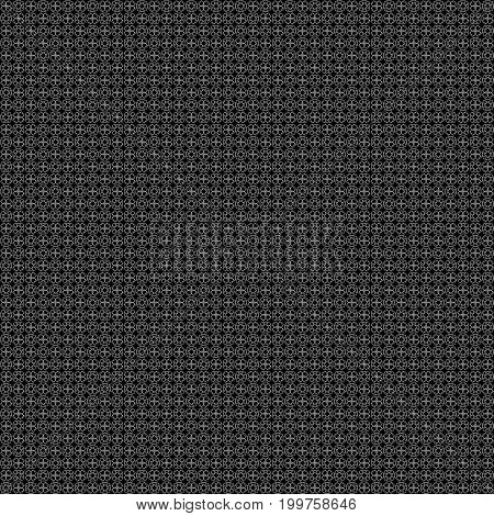 Seamless Abstract Grunge White Texture Fractal Patterns
