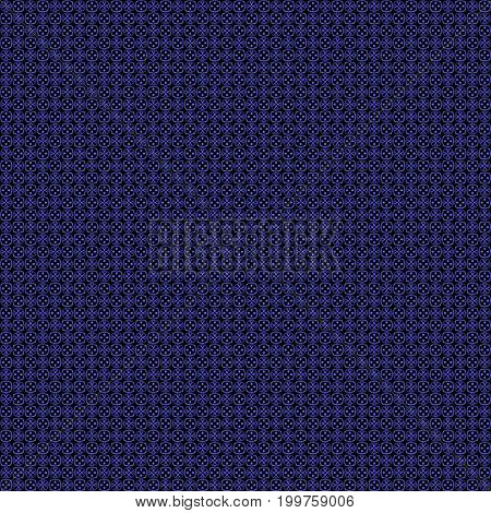 Seamless Abstract Grunge Blue Texture Fractal Patterns
