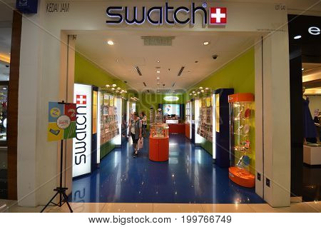 Swatch Store In Kota Kinabalu