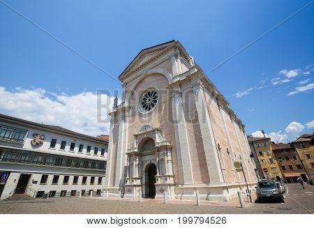 Trento - Santa Maria Maggiore