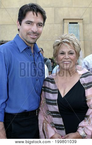 Lupe Ontiveros at the 8th Los Angeles Latino International Film Festival held at the Egyptian Theater in Hollywood, USA on July 16, 2004.