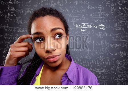 schoolgirl genius in education- Back to school