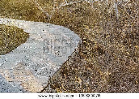 Galapagos Touristic Trail