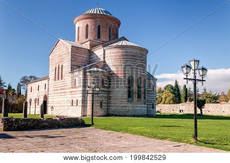 Pitsunda Cathedral in honor of the Apostle Andrew Abkhazia