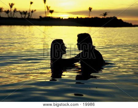 Water Couple