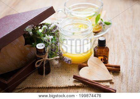Lemon Balm Oil