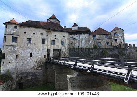 Burghausen castle Austria, Burghausen castle Austria, Burghausen castle Austria,