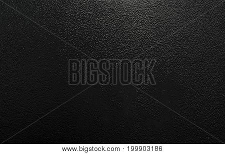 Background of a painted grey iron metal sheet iron texture