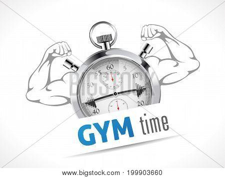 Stopwatch - Gym Time