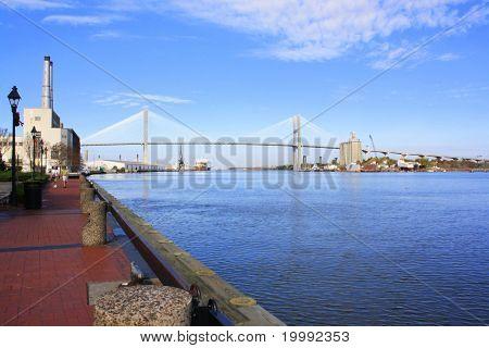 Eugene Talmadge Memorial Bridge