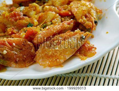 Shrimp Dejonghe