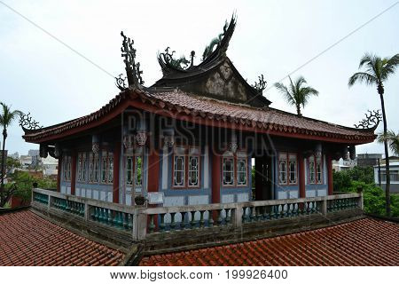 The Chihkan - Chinese Temple