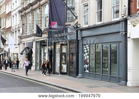 London Bond Street