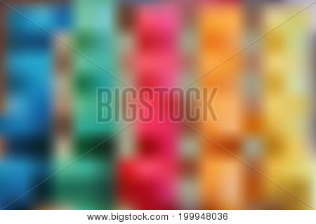 Abstract Rainbow Background. Blurred Colorful Rainbow Background