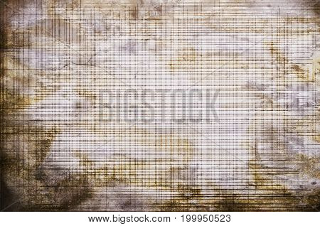 Grunge look useful for creative backdrops and terrains