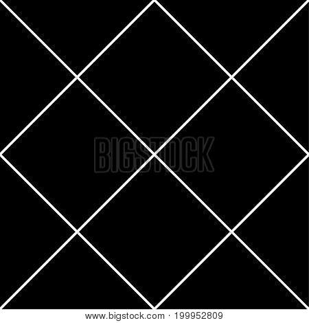Pattern with the mesh, grid. Seamless vector background. Abstract geometric texture. Rhombuses wallpaper. Diamonds motif Digital paper for page fills, web designing, backdrops, backgrounds, cover
