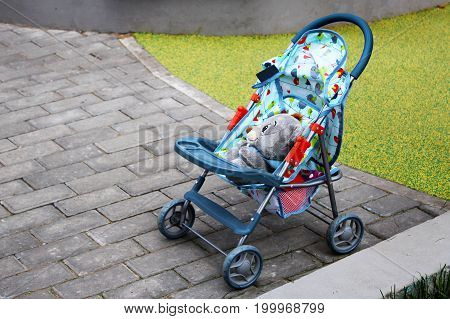 Baby Stroller Toy For Girls A Walk In The Park