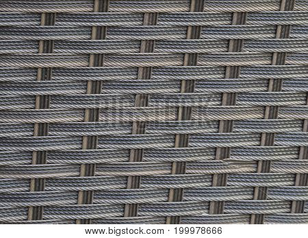 Artificial Reed Rattan Beige Brown Abstract Texture Background