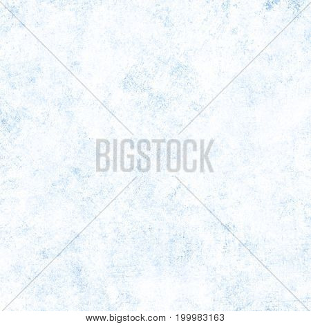Blue designed grunge texture. Vintage background with space for text or image