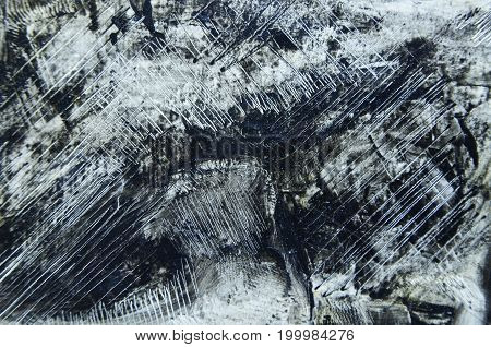 Texture Of Wall Surface. Graphic Image. Background. Dirt, Grunge, Stains