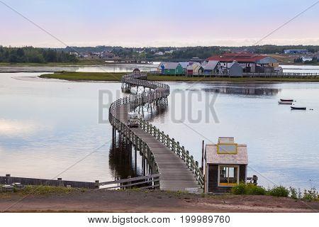 Pays De La Saguoine, New Brunswick, Canada